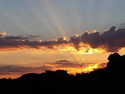 Ethereal - Dragoon Sunrise by Robert Howard