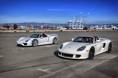 Photograph - #dragrace by ItzKirb Photography