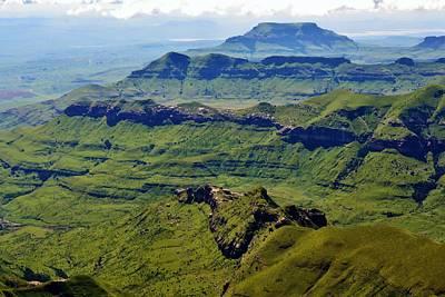 Drakensberg Mountains Art Print