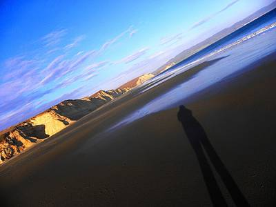 Photograph - Drakes Beach One by Elizabeth Hoskinson