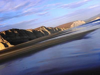 Photograph - Drakes Beach Two by Elizabeth Hoskinson