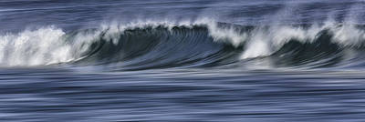 Photograph - Drakes Beach Wave  by PhotoWorks By Don Hoekwater