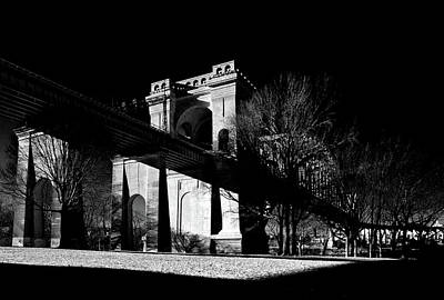 Photograph - Dramatic Hell Gate by Cate Franklyn