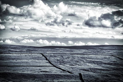 Photograph - Dramatic Landscape  by RKAB Works