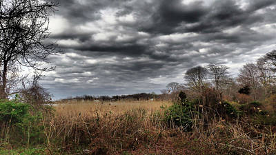 Photograph - Dramatic Landscape by Susan Jensen