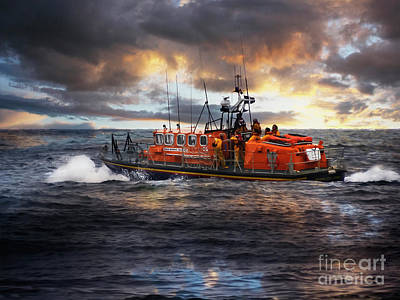Photograph - Dramatic Once More Unto The Breach  by Terri Waters