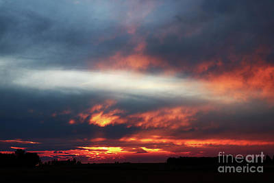 Photograph - Dramatic Skies by Alyce Taylor