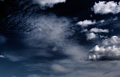 Photograph - Dramatic Storm Clouds by John Williams