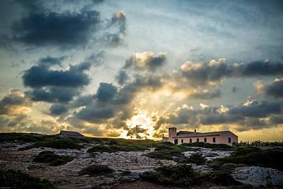 Photograph - Dramatic Sunset by Alfio Finocchiaro