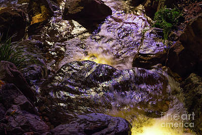 Photograph - Dramatic Waterfall by Kevin McCarthy