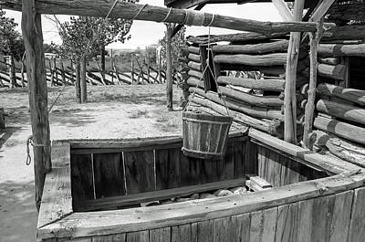 Photograph - Drawing Well by Tikvah's Hope