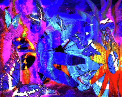 Digital Art - Drawn To A Dream by Mike Braun