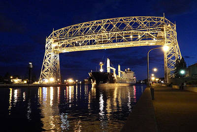 Duluth Photograph - Drawsko by Alison Gimpel