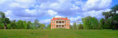 Drayton Hall, Historic Plantation Art Print by Panoramic Images