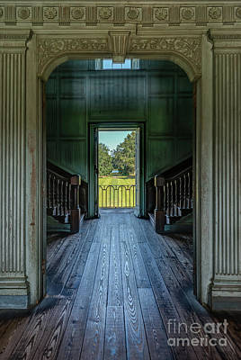 Photograph - Drayton Hall Plantation by Patrick Shupert