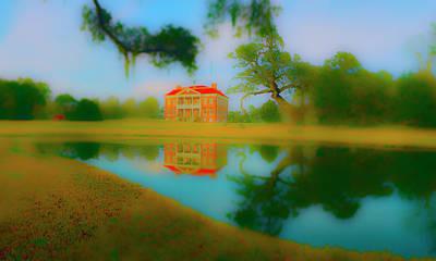 Drayton's Pond Original by Jan W Faul