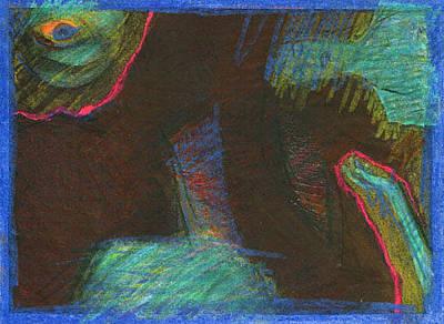 Xerox Art Mixed Media - Dream 01 by Michal Rezanka