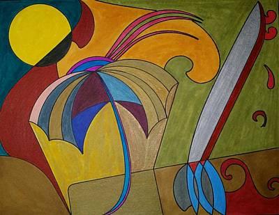 Dream 271 Art Print