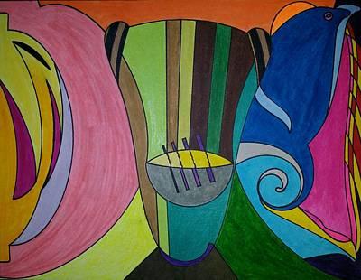 Dream 305 Art Print