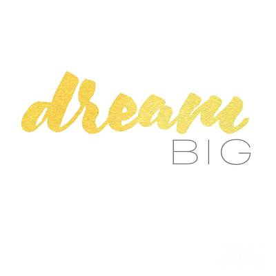 Digital Art - Dream Big by Laura Kinker