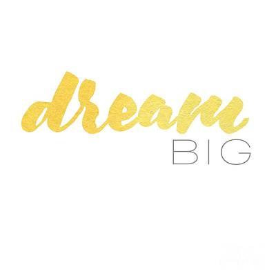 Digital Art - Dream Big by Laura Kinker