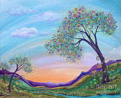 Dream Big Painting - Dream Big by Tanielle Childers