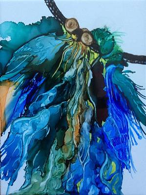 Painting - Dream Catcher by Pat Purdy