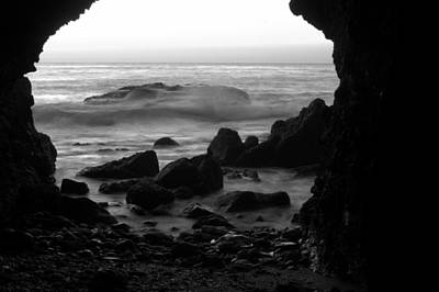 Dana Point Photograph - Dream Cave by Brad Scott
