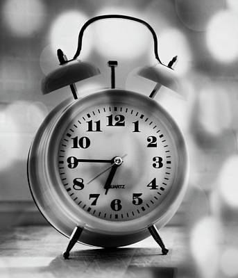 Photograph - Dream Clock by Daniel Hagerman