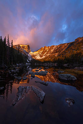 Photograph - Dream Glow by Dustin LeFevre