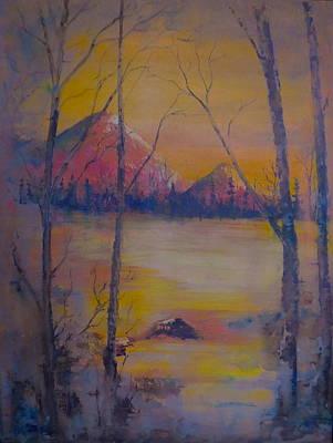 Painting - Dream Haze by Melanie Stanton