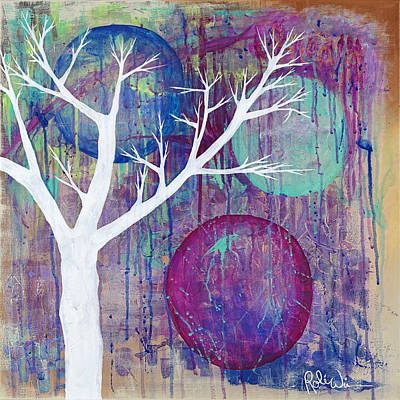 Painting - Dream In Color by Robin Winningham