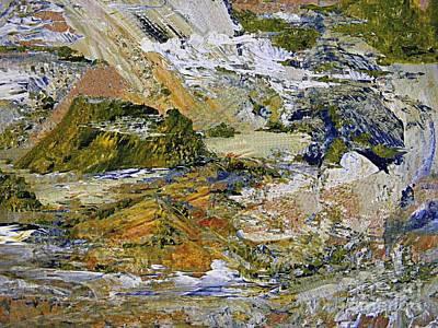 Digital Art - Dream Land by Nancy Kane Chapman