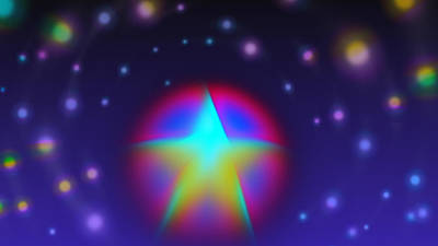 Digital Art - Dream Like A Super Star by Philip A Swiderski Jr