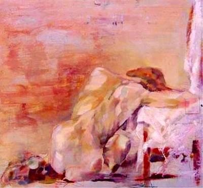 Figurativ Painting - Dream by Lyudmila Arangelova