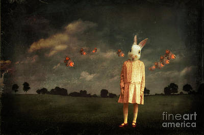 Surreal Digital Art Wall Art - Digital Art - Dream by Martine Roch