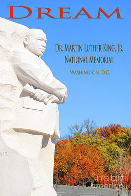 Dream Mlk Memorial Original