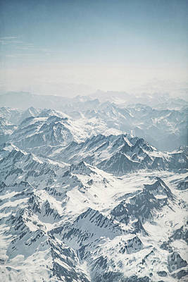 Photograph - Dream Of Alps by Evelina Kremsdorf