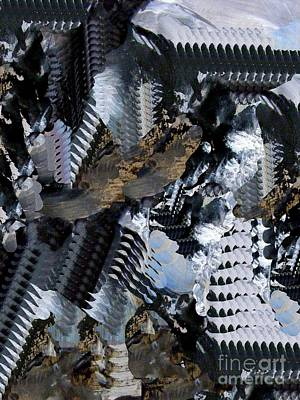 Digital Art - Dream Of Hoover Dam by Nancy Kane Chapman