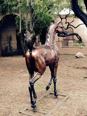 Bronze Sculpture - Dream Of Spring by J Anne Butler