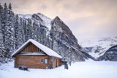 Log Cabins Photograph - Dream Of The Return by Evelina Kremsdorf