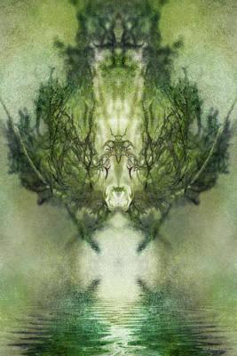 Digital Art - Dream Pilot by WB Johnston