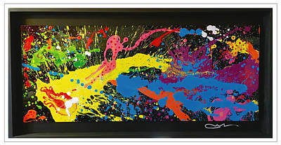 Painting - Dream Shift by Mac Worthington