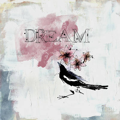 Digital Art - Dream by Shirley Stalter