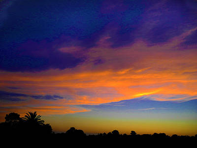 Photograph - Dream Sunset by Mark Blauhoefer