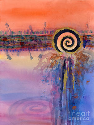 Painting - Dreamcatcher by Amy Kirkpatrick
