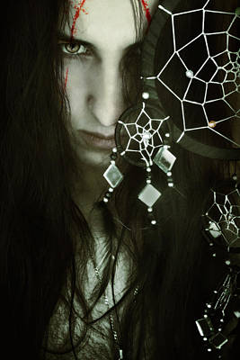 Shaman Photograph - Dreamcatcher by Cambion Art