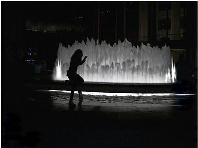 Photograph - Dreamer At The Met by Desline Vitto