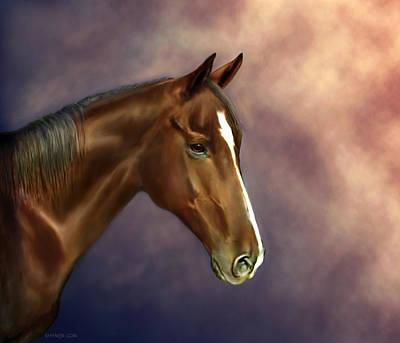 Bhymer Digital Art - Dreamer by Barbara Hymer