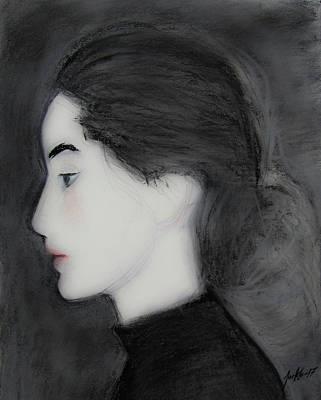 Painting - Dreamer by Jarko Aka Lui Grande
